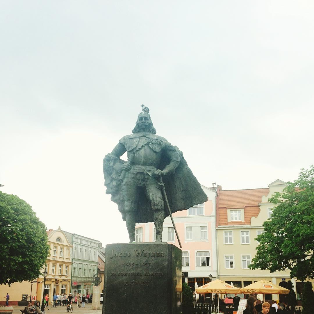Capital of Kaszëbi