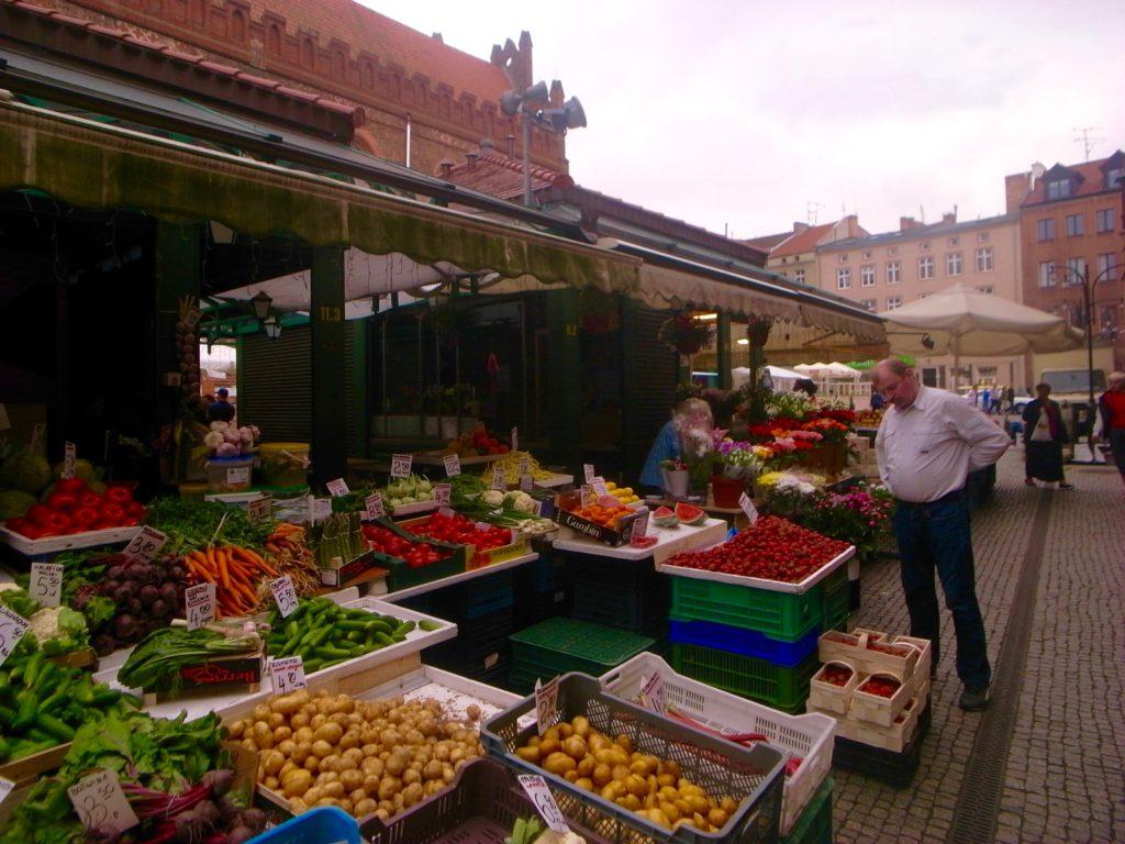 グダンスク市場