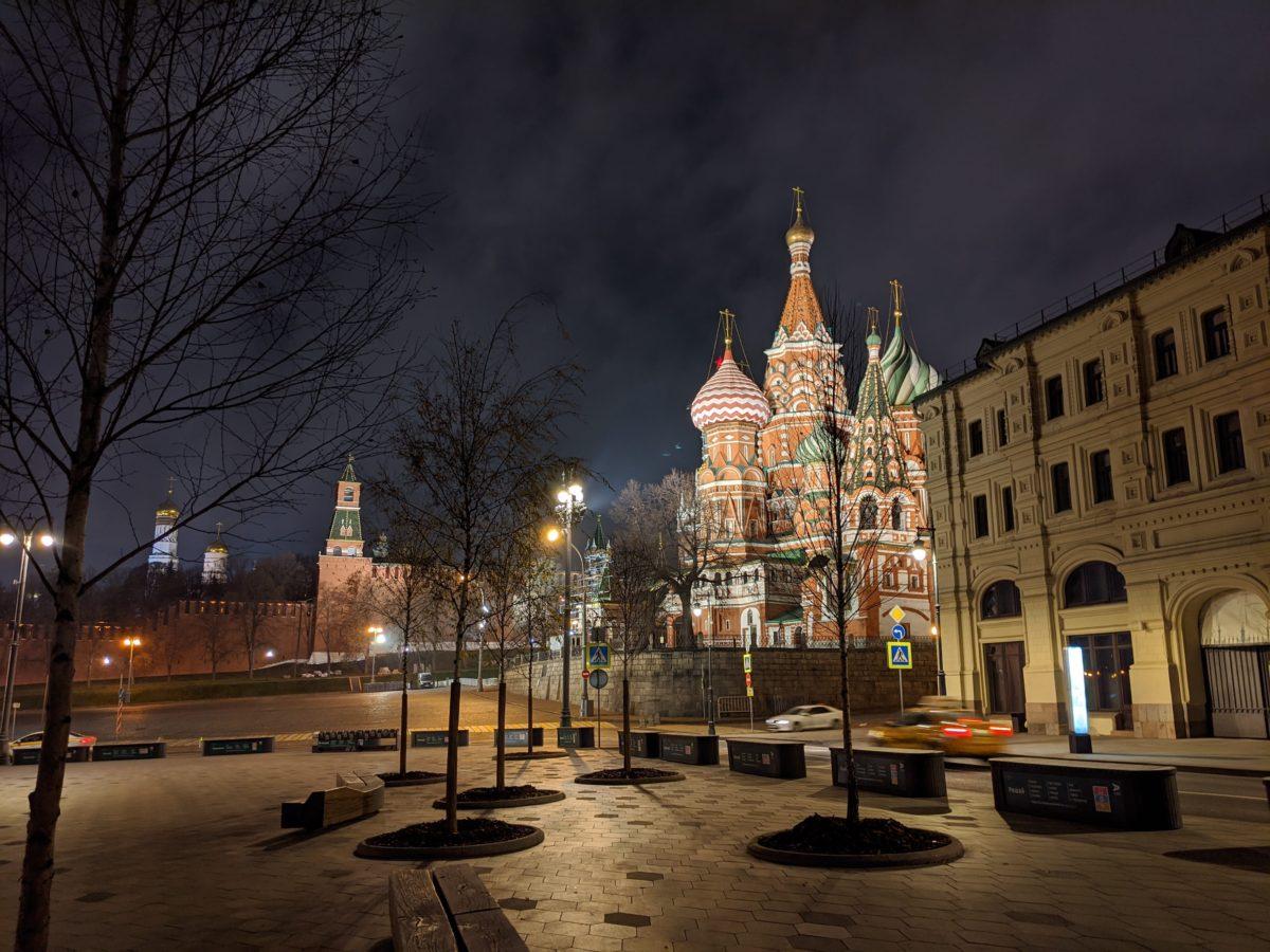 モスクワ大学むかしばなし
